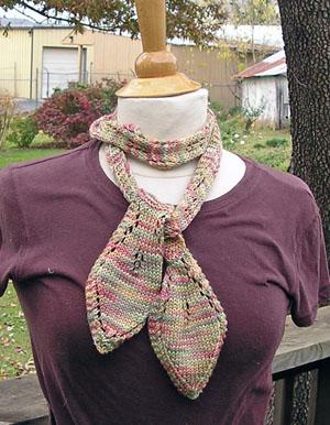 Leafscarf