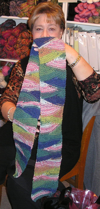 Debscarf