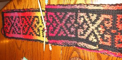 Oct scarf