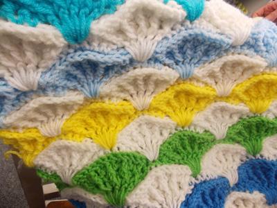 Crochet st