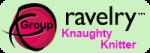 Knaughty Knitter Ravelry group