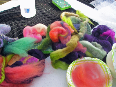 Pretty wool