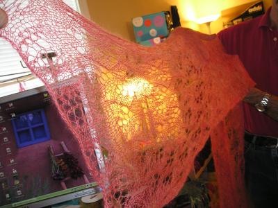David's shawl