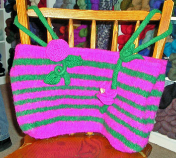 Mary Margaret's Mother's Bag