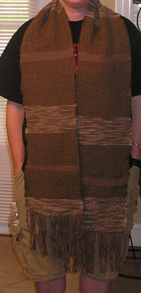 Latest scarf