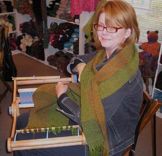 Susan's scarf