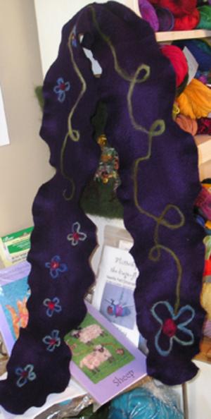 Feltscarf
